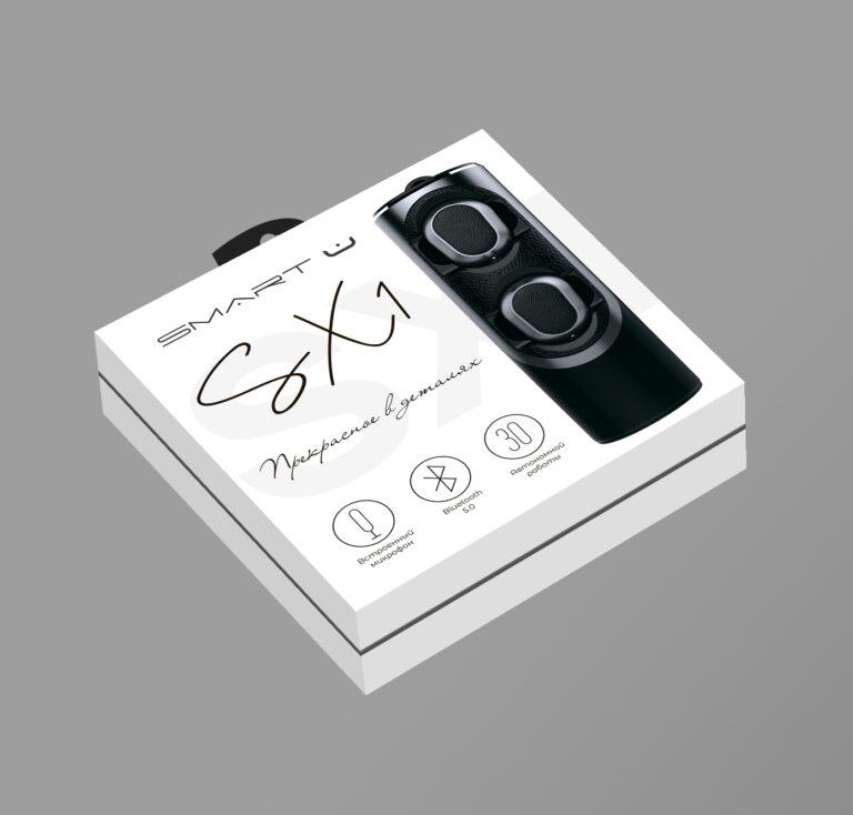Дизайн упаковки для наушников SmartYou™
